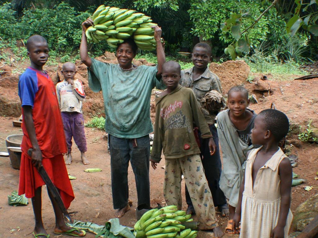 Cameroon boys