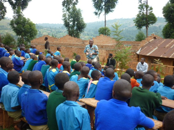 Motivating Kenyan children to learn