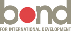 bond for international development logo