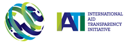 iati International Aid transparency initiative logo