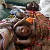 Photo of a maternity ward in Uganda